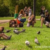 Летний курс фотографии для подростков